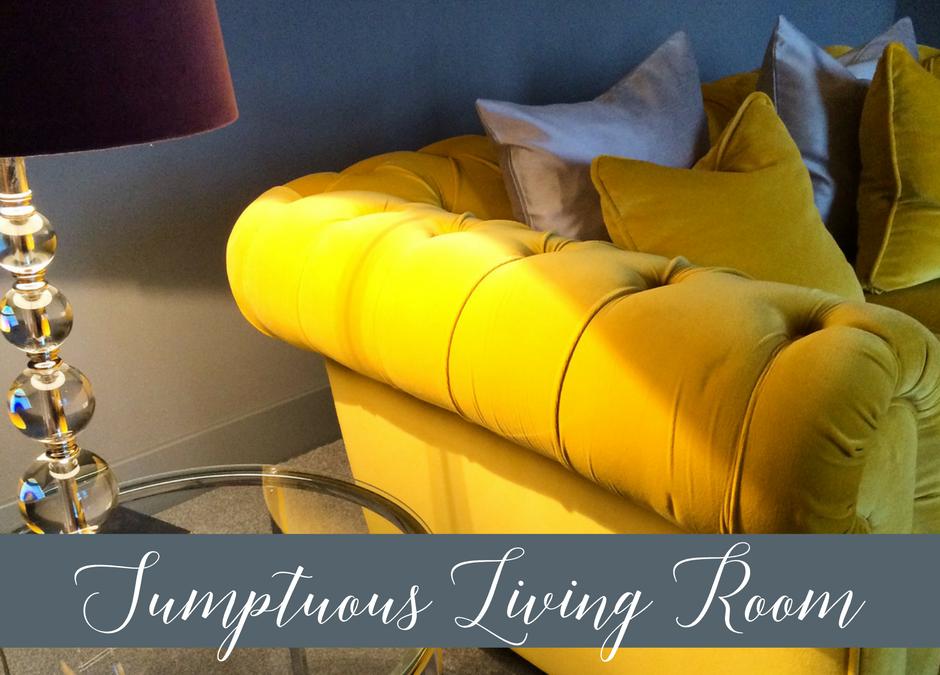 Sumptuous Living Room