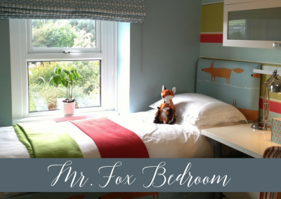 Mr Fox Bedroom