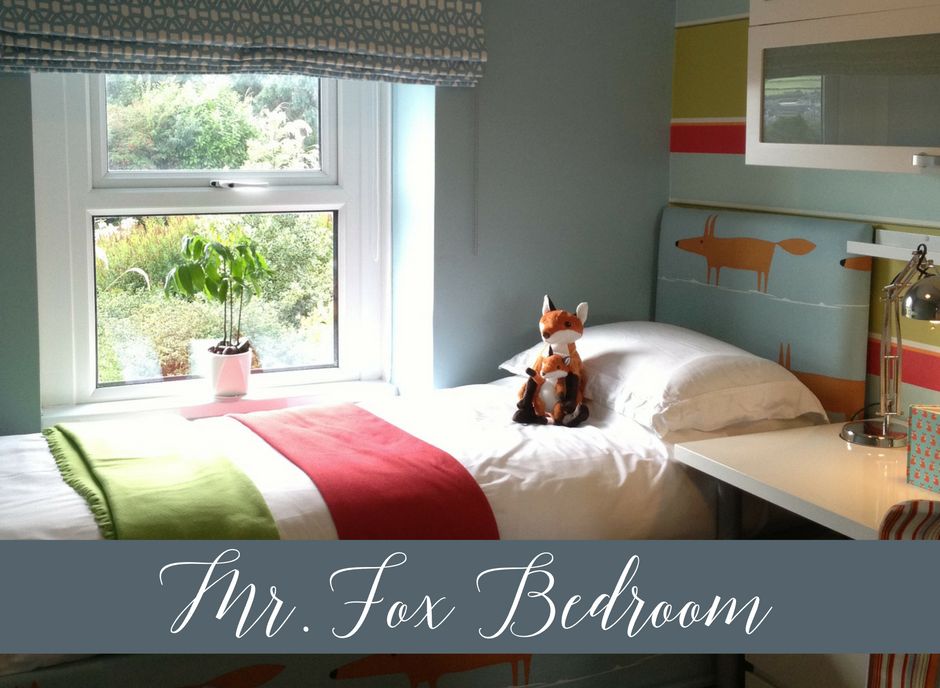 Mr Fox Bedroom