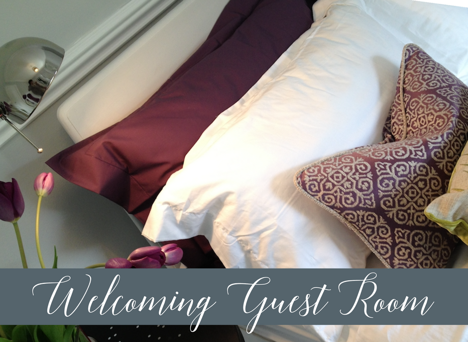 Welcoming Guest Room