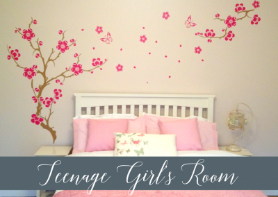Teenage Girls Room