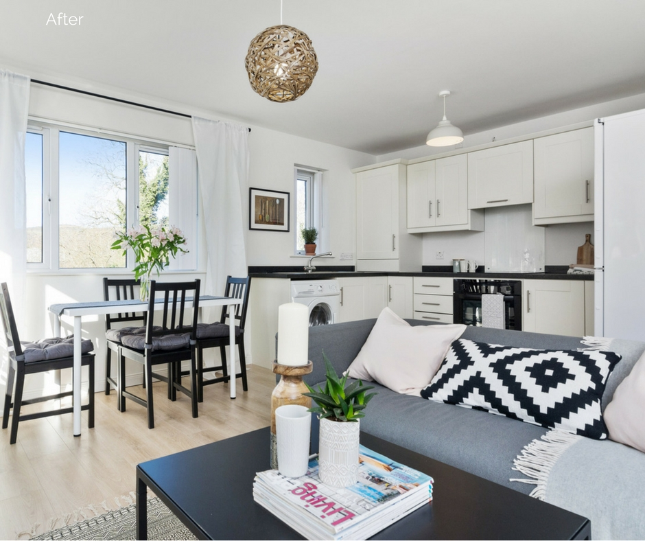 7 Ways To Give Your Open Plan Kitchen Living Room A Jaw Dropping Transformation When Selling Or Even If Not Adore Your Home With Heather Craig