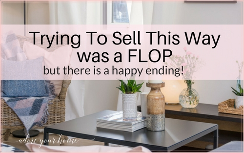 STORY: Trying To Sell This Way was a FLOP, But There is a Happy Ending!